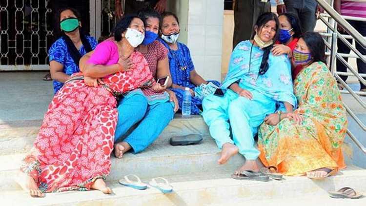 کرناٹک میں 24 لوگوں کی موت