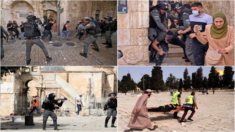 اسرائیل کی جارحیت