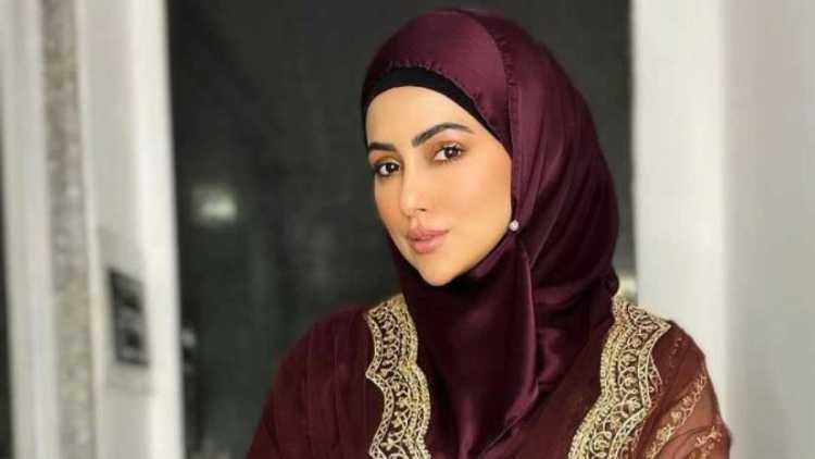 سابق اداکارہ ثناء خان