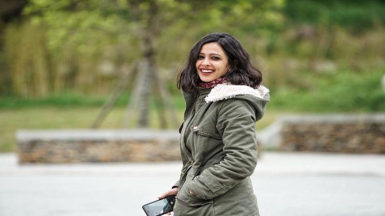 فلسطینی اداکارہ