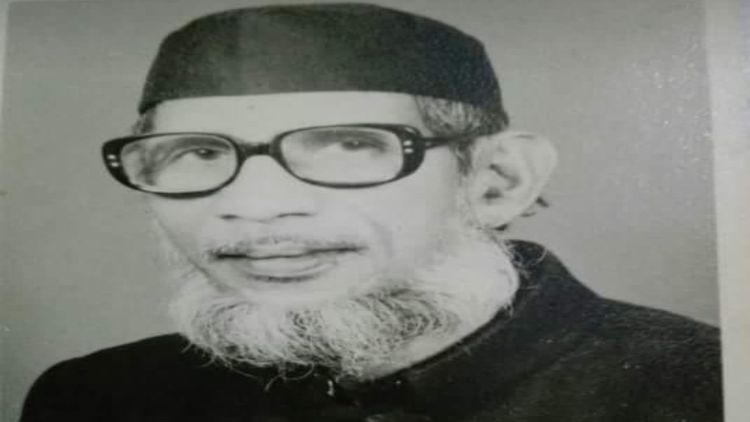 مولانا نظام الدین اسیر ادروی