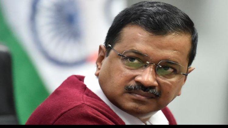 دہلی کے وزیر اعلی اروند کیجریوال