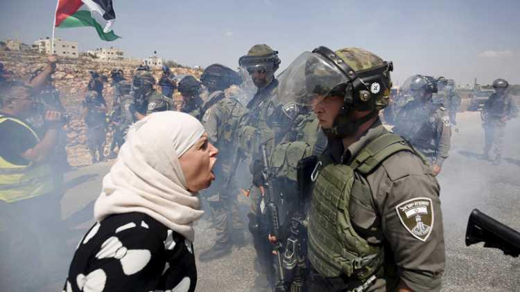 اسرائیل- فلسطین تنازعہ