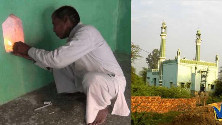 مسجدکے محافظ رام ویرکشیپ