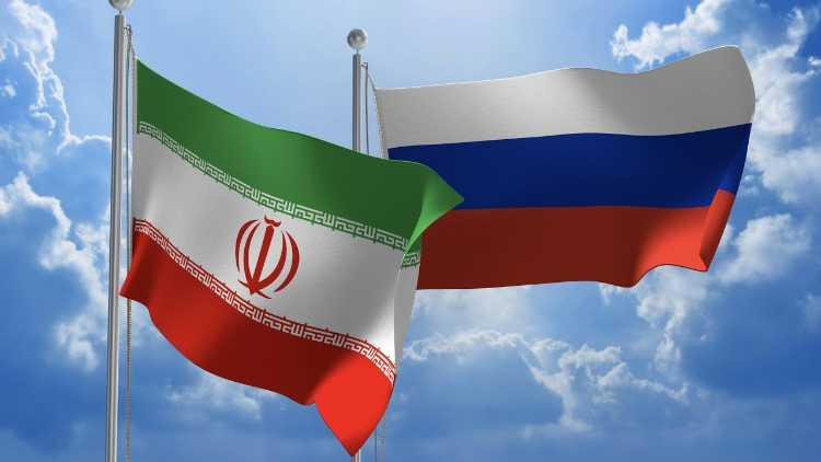 روس۔ایران فوجی تعاون