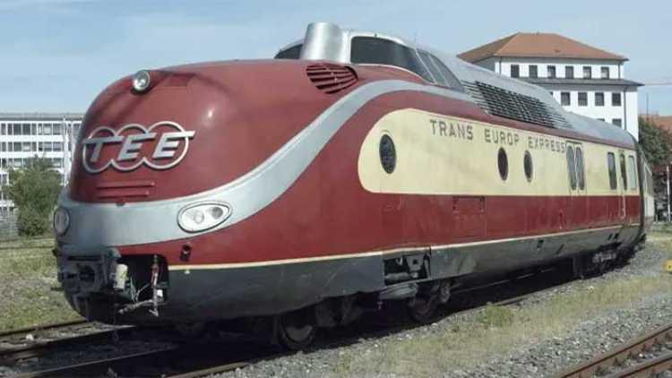 ٹرانس یورپ ٹرین سسٹم