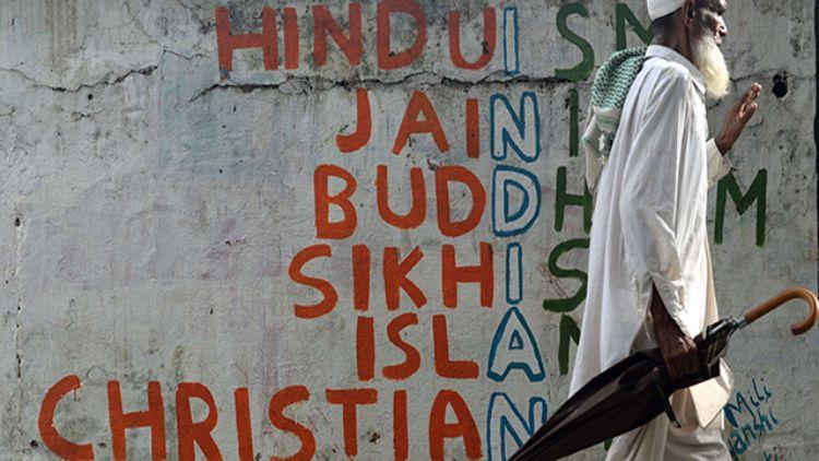 ہندوستان تمام مذاہب کا احترام کرنے والا ملک: ایک سروے