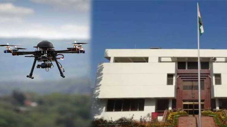 پاکستان: ہندوستانی ہائی کمیشن کے علاقے میں نظر آیا ڈرون