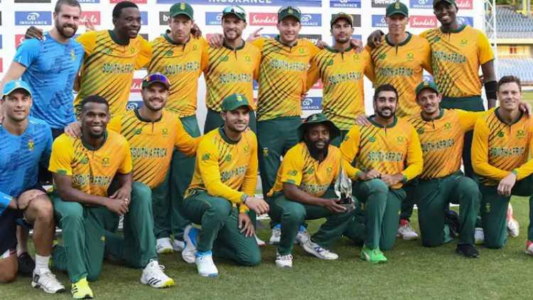 جنوبی افریقہ کی جیت