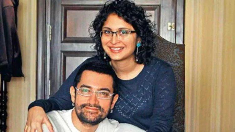 طلاق کے بعد عامر خان کا کرن راؤ کے ہمراہ