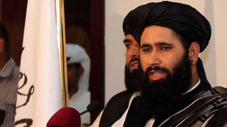 ترجمان افغان طالبان ذبیح ﷲ مجاہد