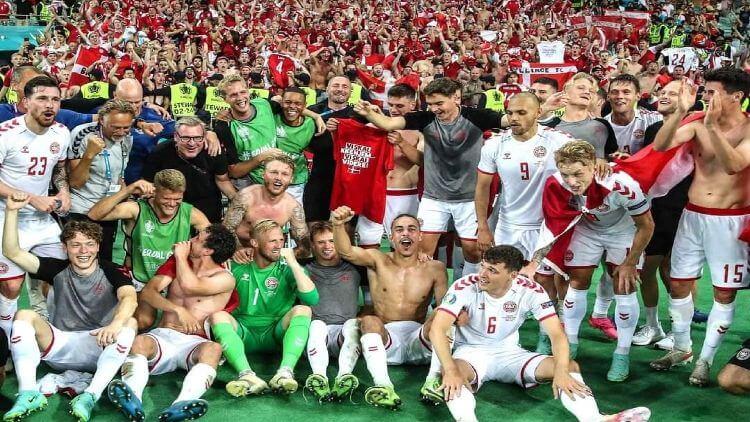 انگلینڈ یورو کپ
