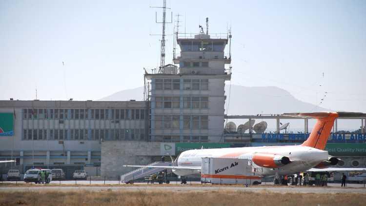کابل ہوائی اڈے کی حفاظت کے لیے ترک اہلکار