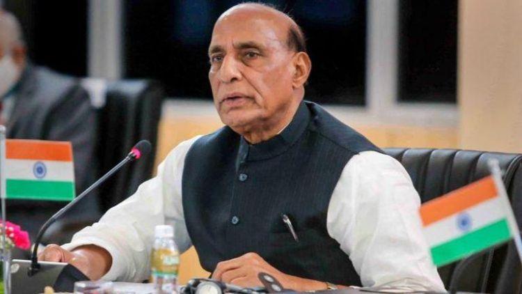 وزیر دفاع راج ناتھ سنگھ