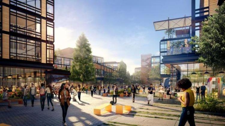 فیس بک ملازمین کیلئے نیا شہر