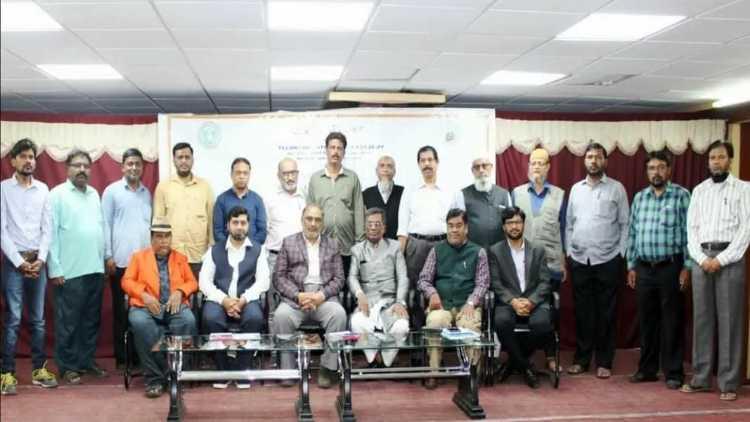تلنگانہ اردو اکیڈ می کی جانب سے صحافیوں کے لئے پانچ روز ورکشاپ