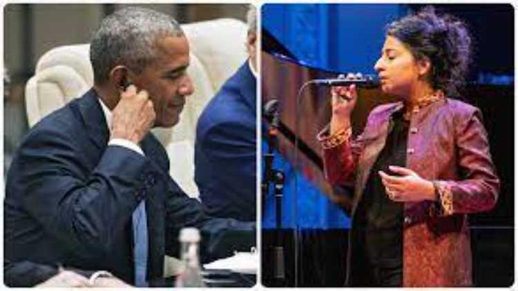 براک اوباما کی پسندیدہ اردو غزل کونسی ہے؟