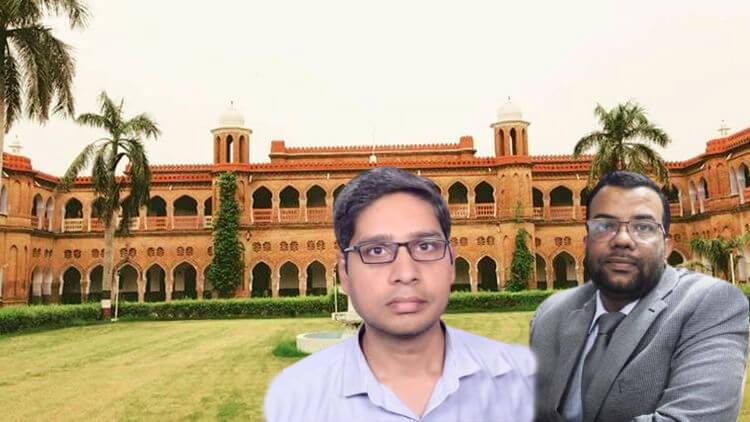ڈاکٹر جے پرکاش اور ڈاکٹر حفظ الرحمن صدیق