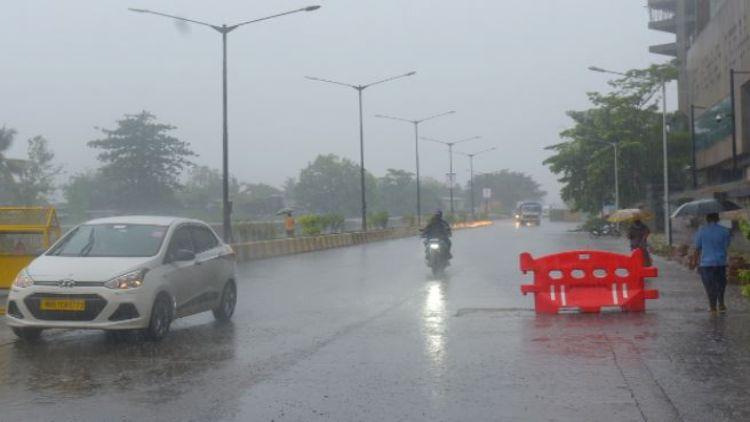 ممبئی میں بارش
