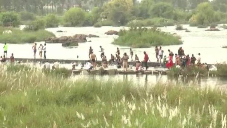چمراج نگر میں سیاحوں کی آمد