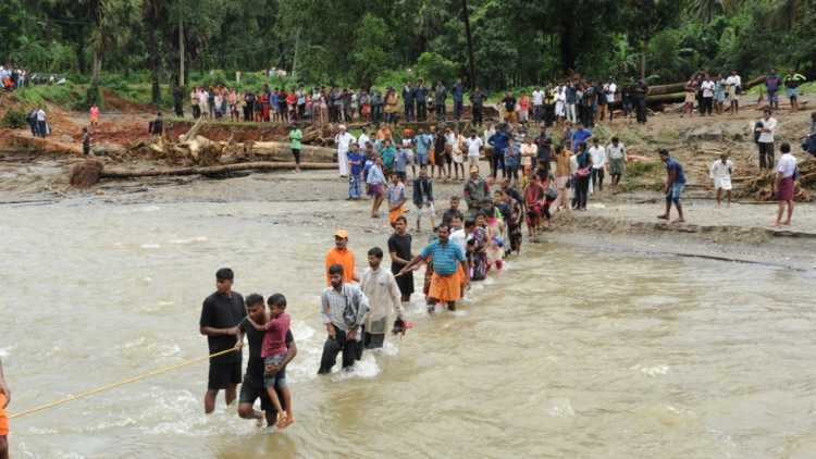 مدھیہ پردیش:زبردست سیلاب