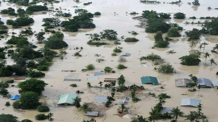 تباہی کا مون سون: 6 ریاستوں کے 23 اضلاع میں موسلادھار بارش متوقع
