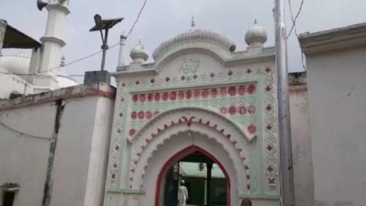 مانکی گاؤں کی جامع مسجد