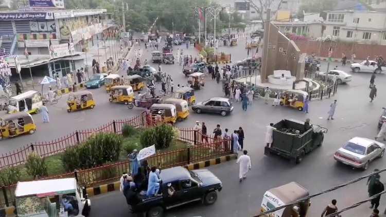 طالبان ،کابل میں داخل
