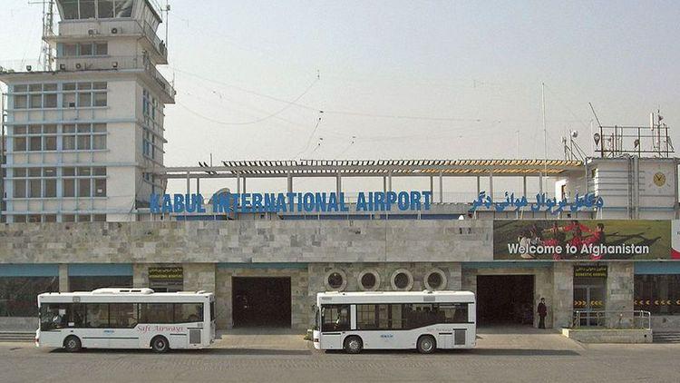 کابل ایئرپورٹ پرایک بار پھر فائرنگ کی خبر