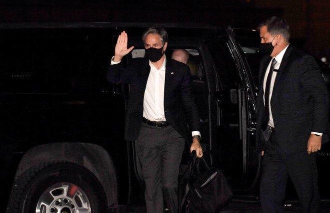 امریکی وزیر خارجہ کا دورہ