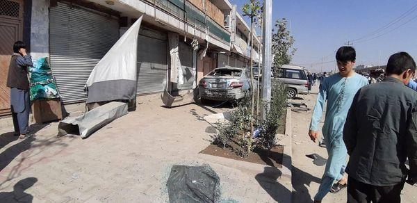 کابل میں ایک بار پھر دھماکہ