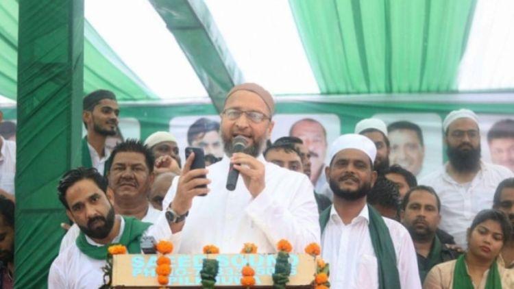 میں بے آواز مسلمانوں کی آواز ہوں  ۔اویسی