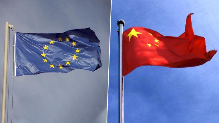 یورپی یونین چین کے متعدد عہدیداران کو بلیک لسٹ کرنے پر غور کر رہی ہے