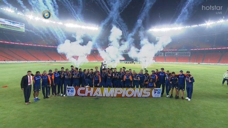 ٹیم انڈیا کی بڑی جیت