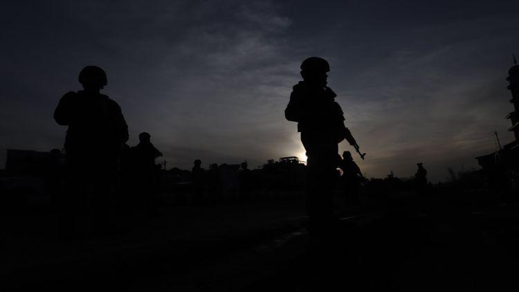 کشمیر میں حملہ
