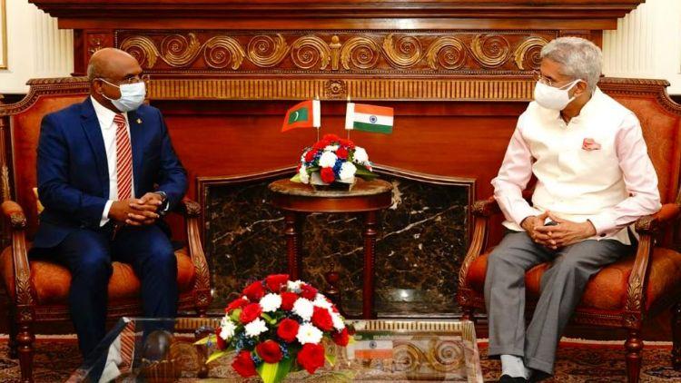مالدیپ کے وزیر خارجہ عبد الله شاہد