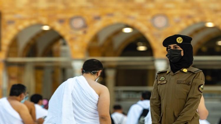مسجد الحرام: خاتون سیکیورٹی افسران کی تعیناتی
