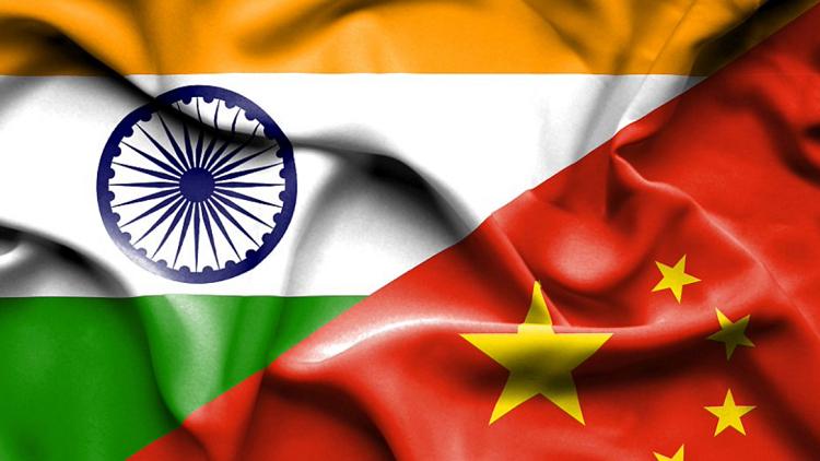 ہندوستان اور چین ایل اے سی کےتنازعہ کی وجہ سے آمنے سامنے ہیں