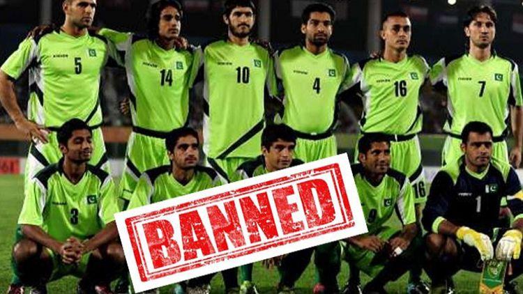 پاکستانی فٹ بال کی نکل گئی ہوا