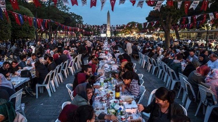 استنبول کی رونق