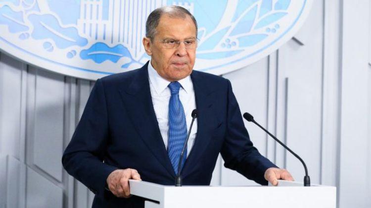 وزیر خارجہ سرگئی لیوروف