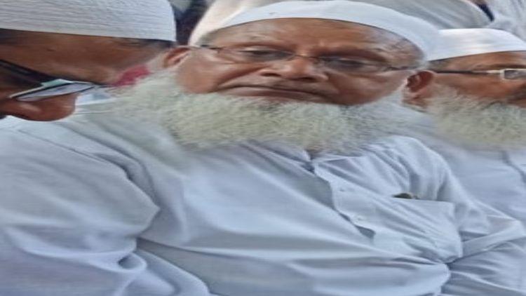 جمعیۃ علماء جھارکھنڈ کے ناظم اعلیٰ مولانا ابوبکر قاسمی