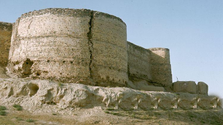 کابل کا بالا حصار قلعہ