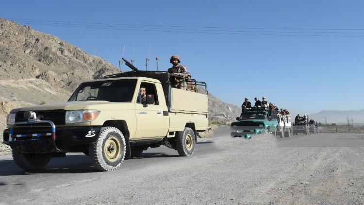 بلوچستان میں فوجی کارروائی