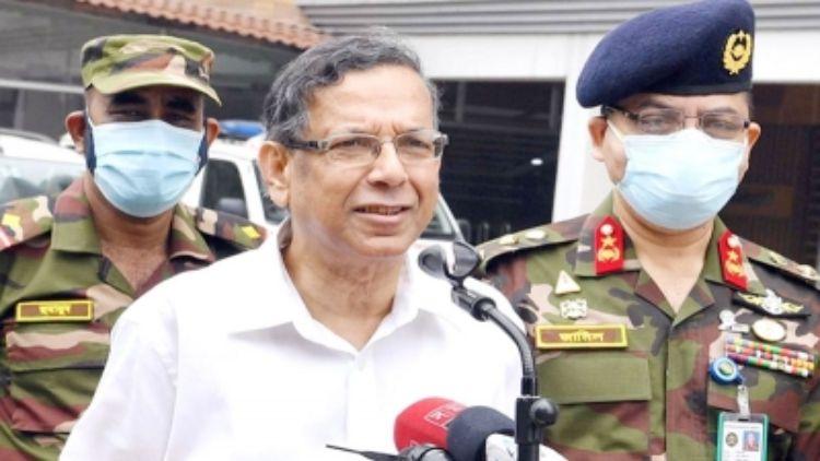 بنگلہ دیش کے وزیر قانون انیس الحق