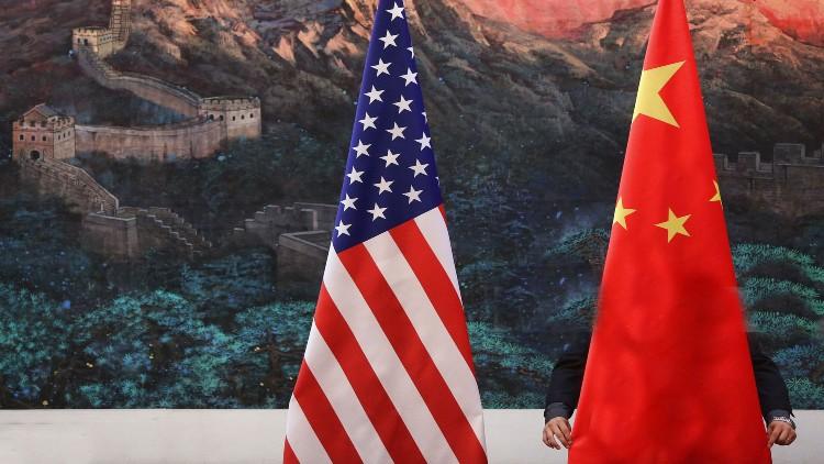 چین امریکا تعلقات