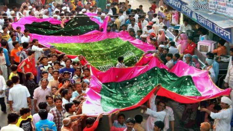 عرس خواجہ کی تقریب