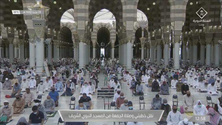 رمضان المبارک  کی آمد