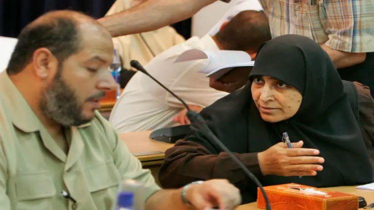 جمیلہ   پارلیمنٹ کے ایک اجلاس کے دوران