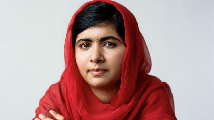 نوبل انعام یافتہ ملالہ